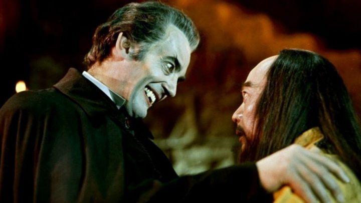 Legend of the Seven Golden Vampires (1974)