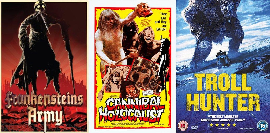 Najlepsze horrory paradokumentalne
