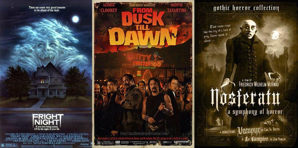 Najlepsze filmy wampiryczne