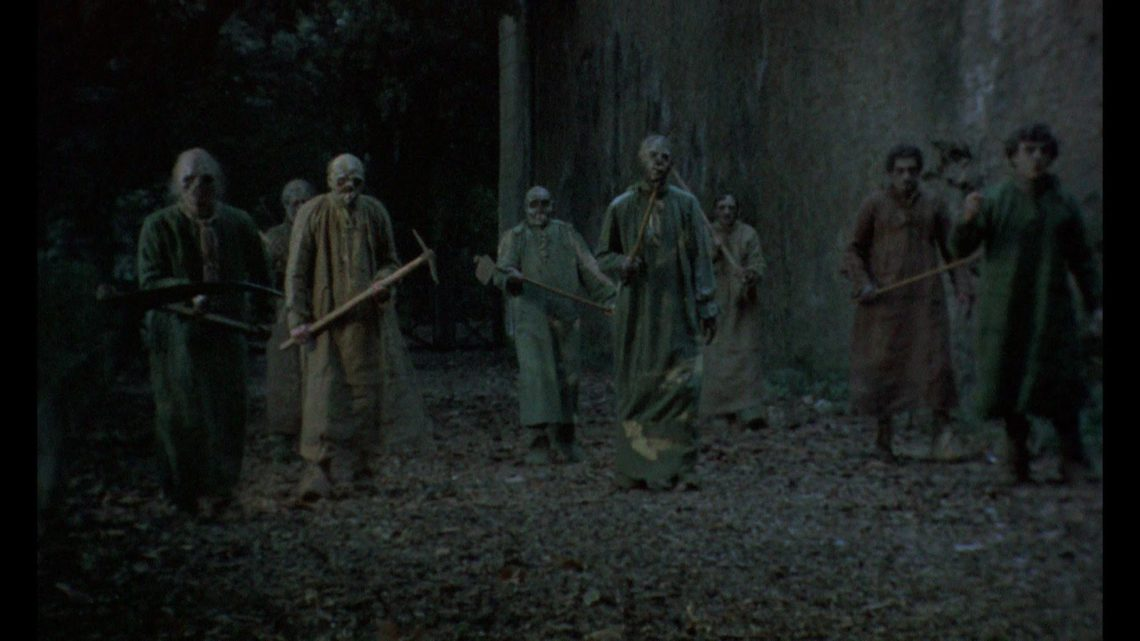 Burial Ground (1981)