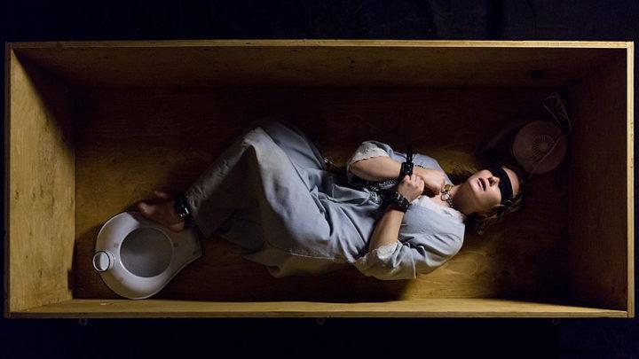 Girl in the Box (2016)