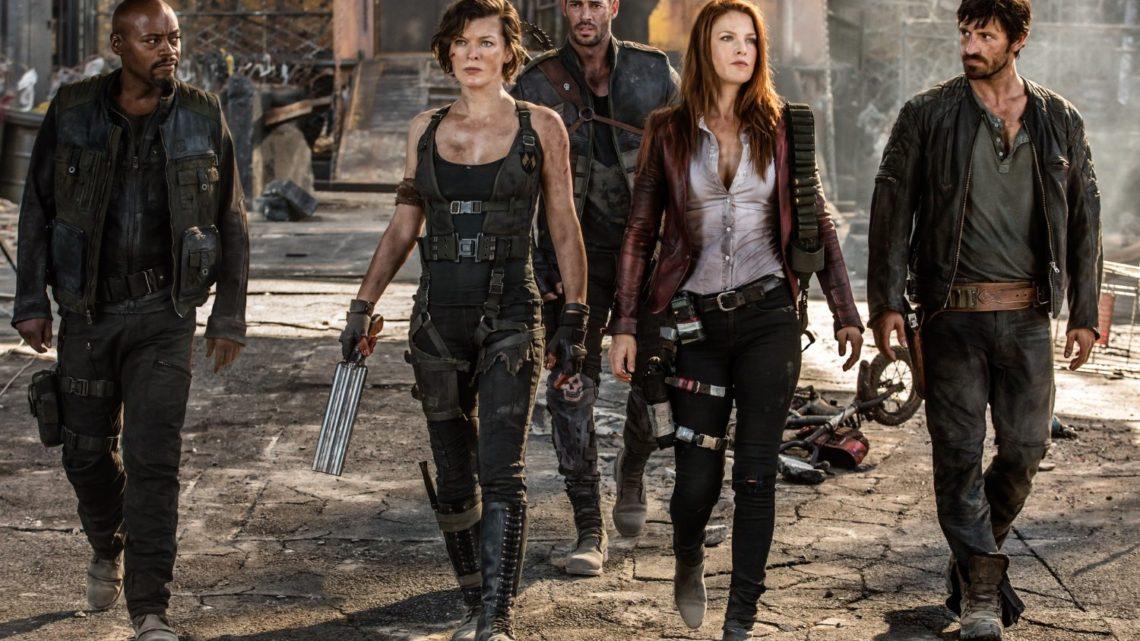 Resident Evil: Final Chapter (2016)