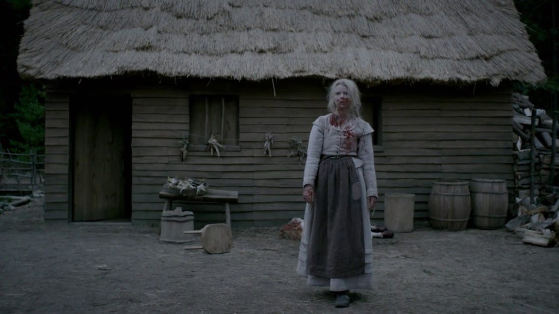 The VVitch: A New-England Folktale (2015)