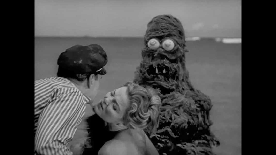 Creature from Haunted Sea (1961)