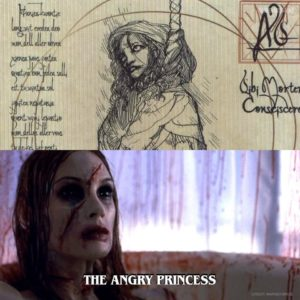 The Angry Princess