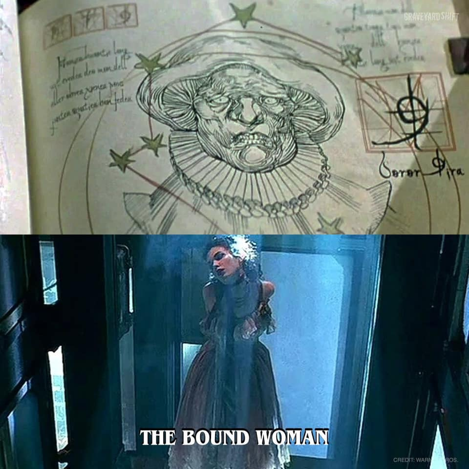 The Bound Woman