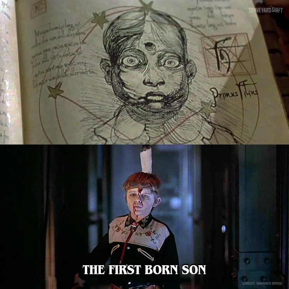The First Born Son