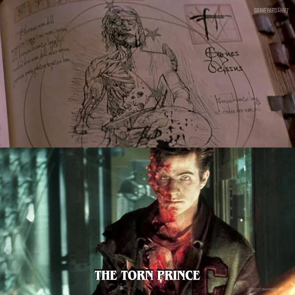 The Torn Prince