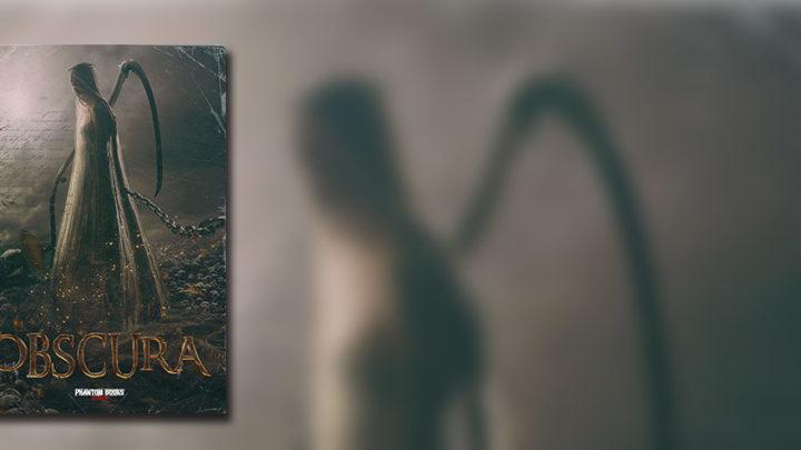 "Patronat ""OBSCURA – antologia horroru"""