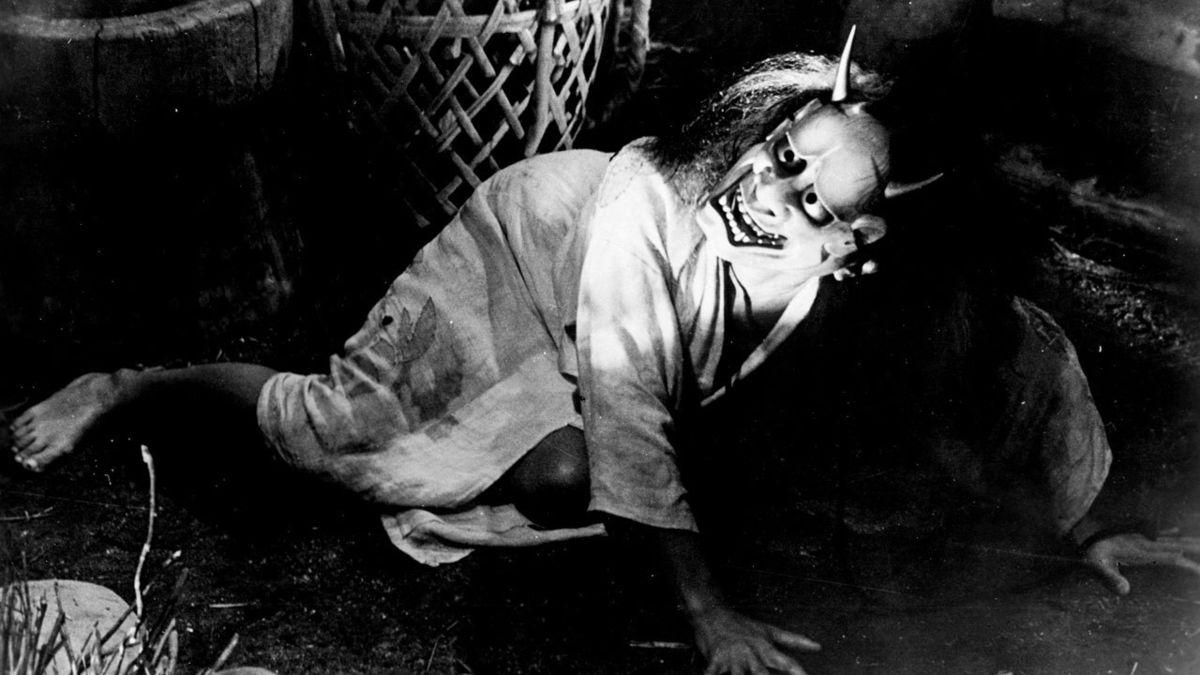 Onibaba - Kobieta Diabeł
