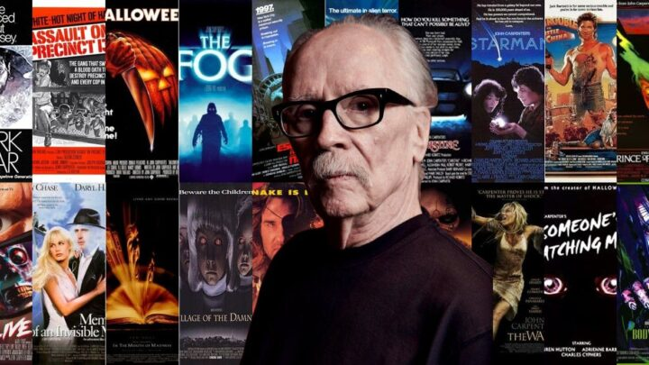 Tribute to John Carpenter