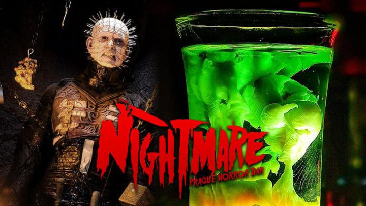 Relacja z Nightmare Bar w Pradze czeskiej