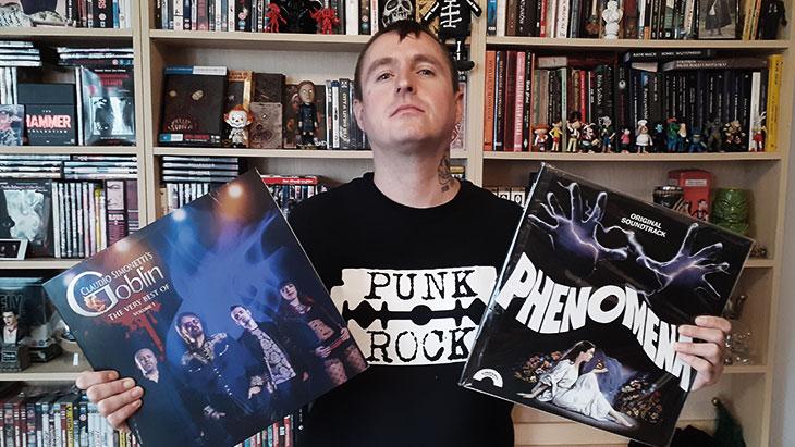 Unboxing horrorowych vinyli